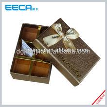 handmade paper box chocolate/party favor box