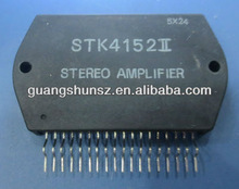 STK4152 II External Stereo Power Amplifier for TV Integrated Circuits Original and New