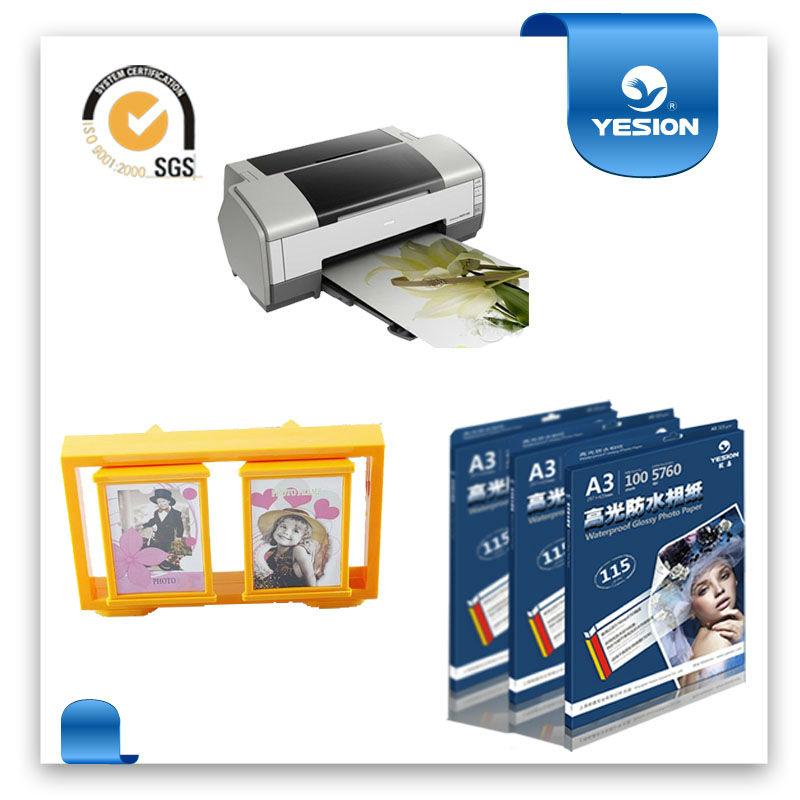 Inkjet printing waterproof a4 photo glossy paper 115g 135g 180g 200g 230g