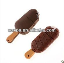 Customized PVC Icecream usb flash drive pen