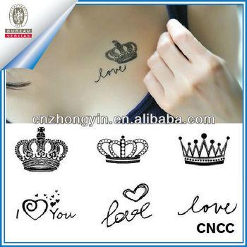 Custom Temporary Tattoo Paper