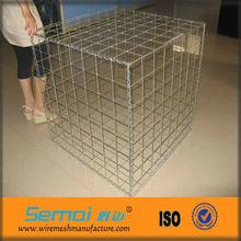 Hot sale welded mesh/gabion basket/gabion boxes Chain manufacuturer