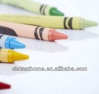 0.8X7.8cm ASTMD-4236 EN71-3 Small Crayons Bulk