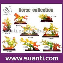 Polyresin horse room decor Day Souvenir Gifts