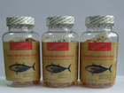 SUPER OMEGA-3 FISH OIL, 1000 mg Softgels (Double Strength). Super concentrated Omega 3 oil - 18% EPA 12% DHA