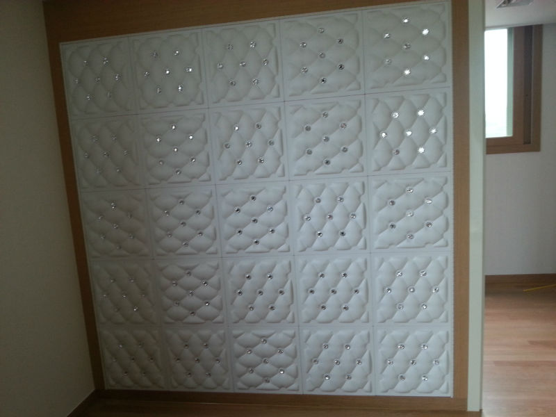 Decorative Soundproof Wall Panels With Picture