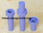 radiation protection shield, TC Lead & ABS syringe shield PIG, Technitium-99m,