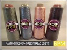 New style custom rayon mixed raw yarns