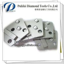 PCD Plate For Concrete & Epoxy Floor Polishing Grinding Renovating
