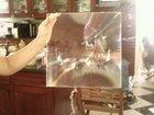fresnel lens 333 x 333 x 3 mm