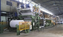 Tissue Paper Production Machinery