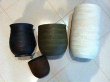 Hand Made Terracotta Vases