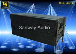 Aero 12A Single 12'' Neodymium Speaker Driver Line Array System