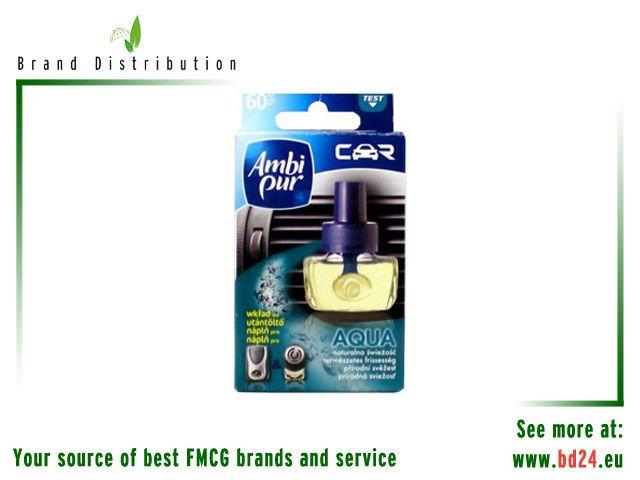 AMBI PUR Car - Aqua - Refill - Air freshener for cars