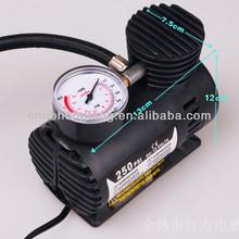 12V Mini auto air compressor for car part