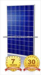 High Quality 190W PV Solar Module Poly Solar Panel