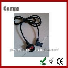 UK BS Standard 3 pin plug britain power cord