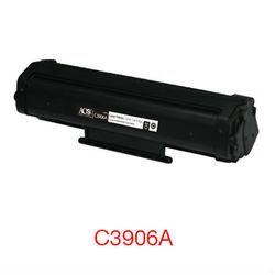 Compatible black toner cartridge 3906A