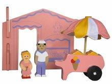 Candy Shop & Ice Cream Cart
