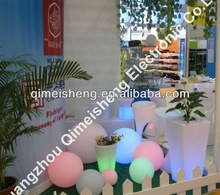 hotel decoration LED colorful ball sets L-B30