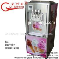 Jin Li Sheng BQ322 Frozen Yogurt Machine Make the Cream Like KFC Taste