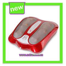 infrared fat burning massager through massage foot