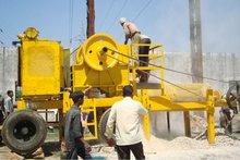 6-10 TPH crushing plant