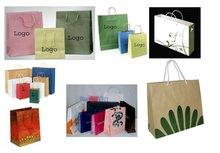 Paper Shopping Bag ( No MOQ )