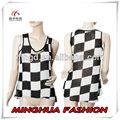 baratos al por mayor de moda de las señoras sin mangas cuello simple diseños readymade 2014 blusas