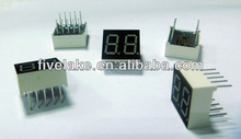 0.36 inch two digits LED display