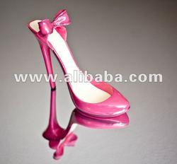 Pink Stiletto Wine Holder