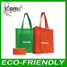 Recycle Bag/Reusable Bag/custom reusable folding shopping bags