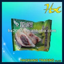 plastic bag for frozen food packing for dumplings