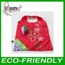 Recycle Bag/Reusable Bag/nylon foldable reusable shopping bag