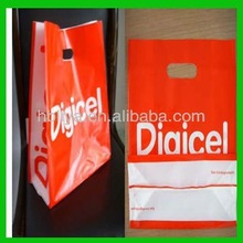 plastic bag for cloth packing, shoe packing