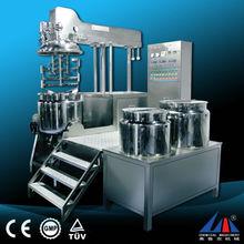 2013 shower cream making machine PLC control