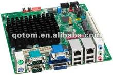 Intel Atom mini ITX motherboard D2500CC 1.86G dual core ddr3 motherboad with VGA & HDMI port & 2 serial port main board