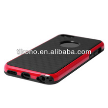 Double round hole protective casing for iphone5c