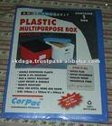 Plastic Document Box File