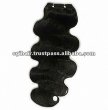 cheap 18 inch remy indian human hair extensions