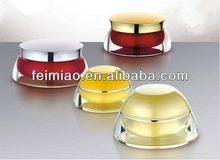 Shining&Luxury Acrylic Cream container Cosmetic packaging containers
