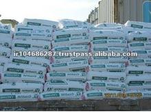 High Purity White Concrete Plaster Gypsum Powder