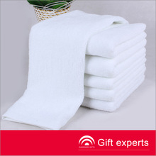 cotton towel white for wholesale in cheapest price