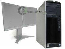 XW6600 Workstation Quad Core Xeon 2.66Ghz/6GB/80GB/FX 1500/XP Pro Desktop