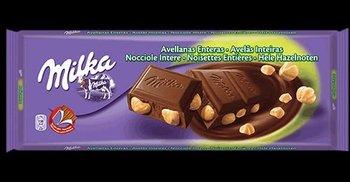 MILKA CHOCOLATE BARS 300G