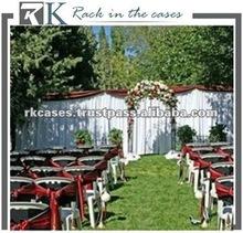 RK Portable Pipe and Drape Wedding Decortation