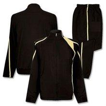 men's dobby warmup jogging suit