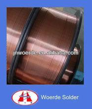 Copper Wire 1.6mm/Copper Wire Plant sg3/Welding Arc