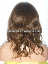 2013 new glueless brazilian human hair wig with bangs natural cheap hair wigs with bangs
