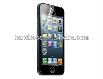 Wholesale hot screen protector 4.5 for iphone5c 5s